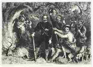 John Frederick Tayler - The Forester's Song