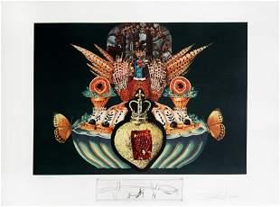 Salvador Dali - Monarchial Flesh Tones