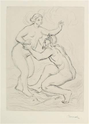 Pierre-Auguste Renoir - Le Fleuve Scamandre