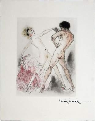 Louis Icart - Dance Partners