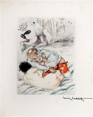 Louis Icart - Orgy Prelude
