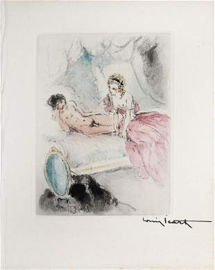 Louis Icart - The Whole Package