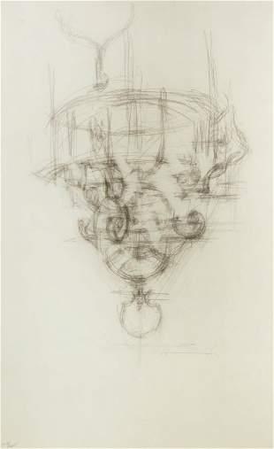 Alberto Giacometti - Lampada
