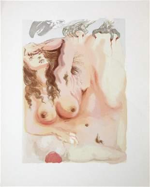Salvador Dali - The Dream