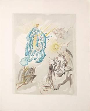 Salvador Dali - The Apotheosis of the Virgin Mary