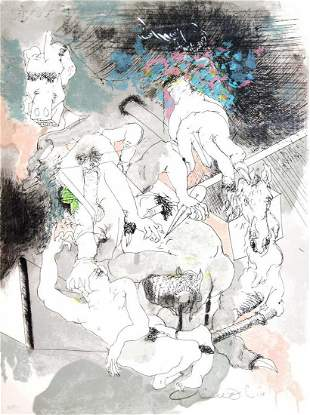 Uri Lifshitz - Untitled