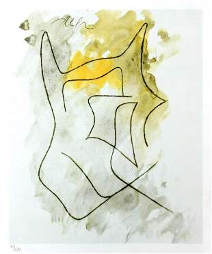 Jean Arp (After) - Tavola 1