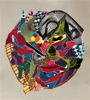 Frank Stella - Dubiaxo