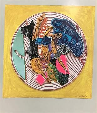 Frank Stella - Egyplosis Relief