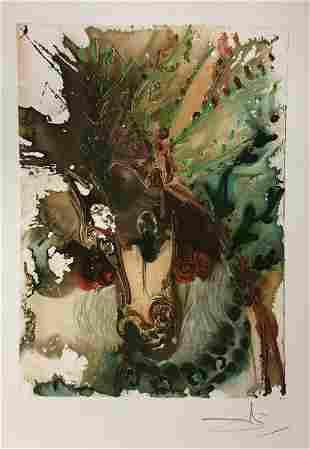 Salvador Dali - Brucephale (Alexander's Horse)