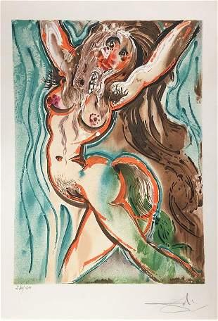 Salvador Dali - Le Femme-Cheval