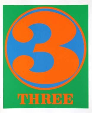 Robert Indiana - Three