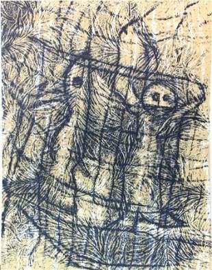 Max Ernst - Un chant d'amour