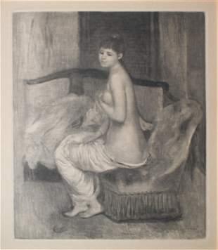 Pierre-Auguste Renoir (After) - Les Repos