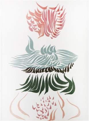 Jacques Herold - Femme Fleur