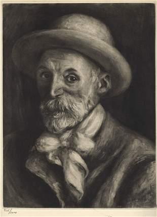 Pierre-Auguste Renoir (After) - Self Portrait