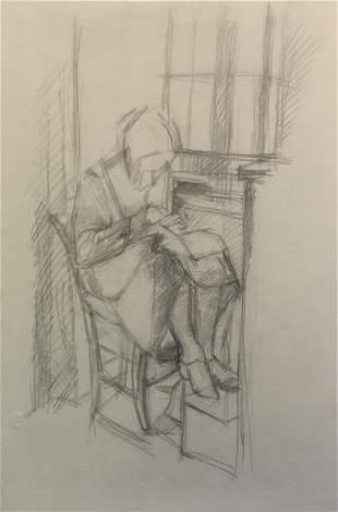 Alberto Giacometti - Ritratto Della Sorella Ottilia