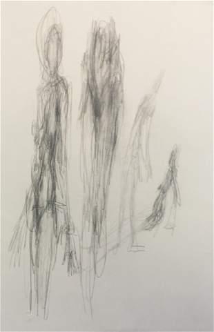 Alberto Giacometti - Figure