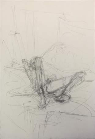Alberto Giacometti - Nudo Femminile