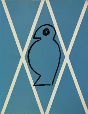 Max Ernst - Bird