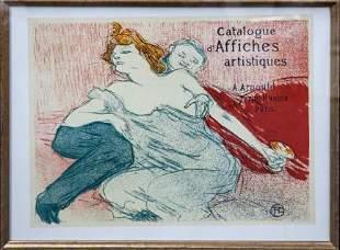 Henri Toulouse-Lautrec - Au Concert