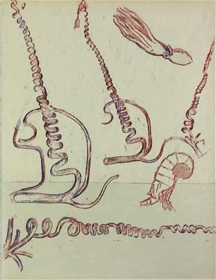 Max Ernst - Untitled