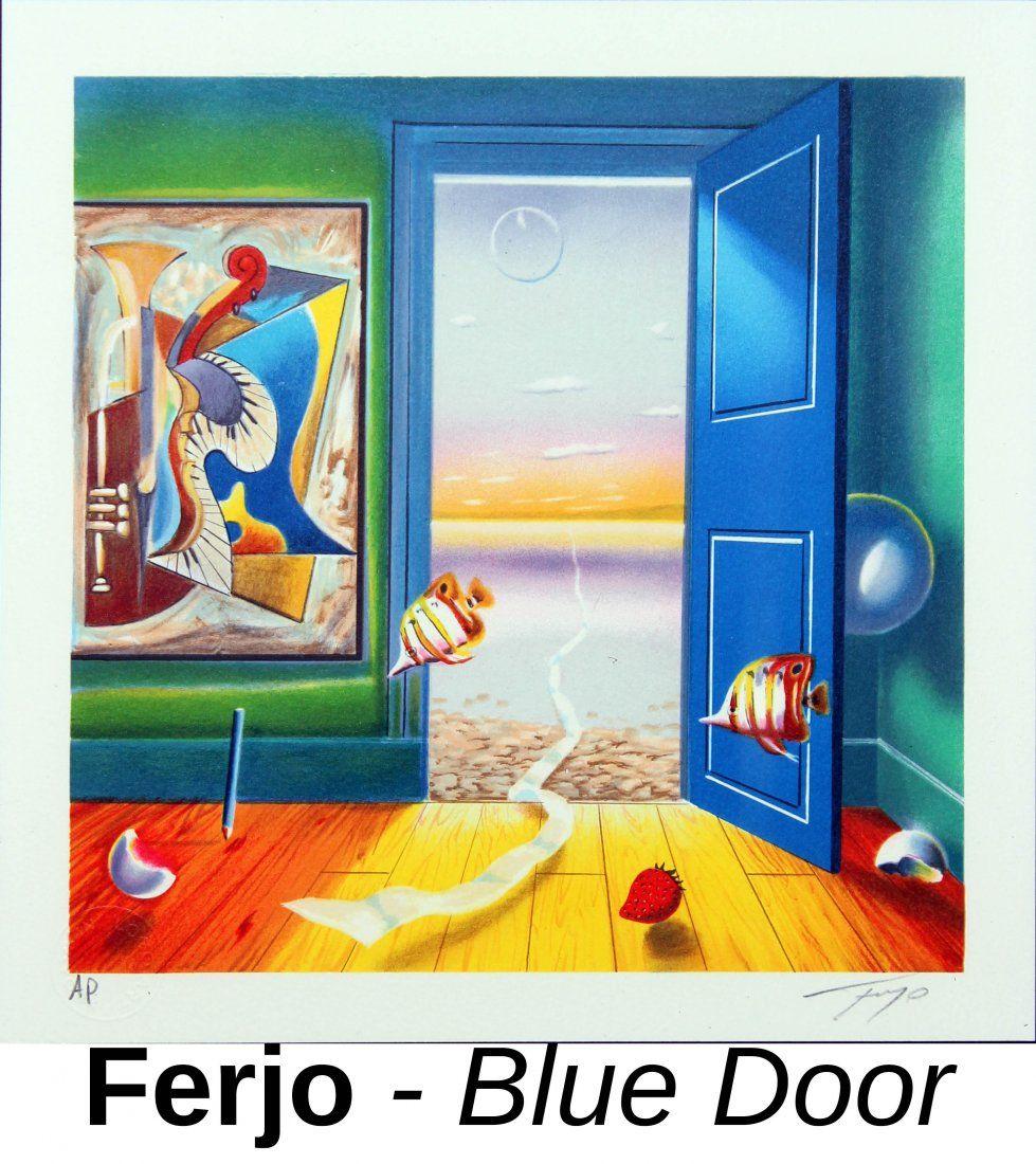 Ferjo - Blue Door