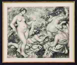 Pierre-Auguste Renoir (After) - Femme Nues