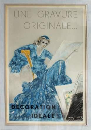 Louis Icart - Decoration Ideale