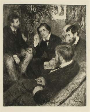 Pierre-Auguste Renoir - Portraits