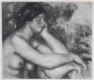 Pierre-Auguste Renoir. (After) - La Femme endormie