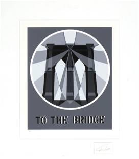 Robert Indiana - To The Bridge