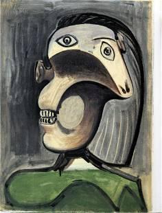 Pablo Picasso (After) - Portrait of Dora Maar