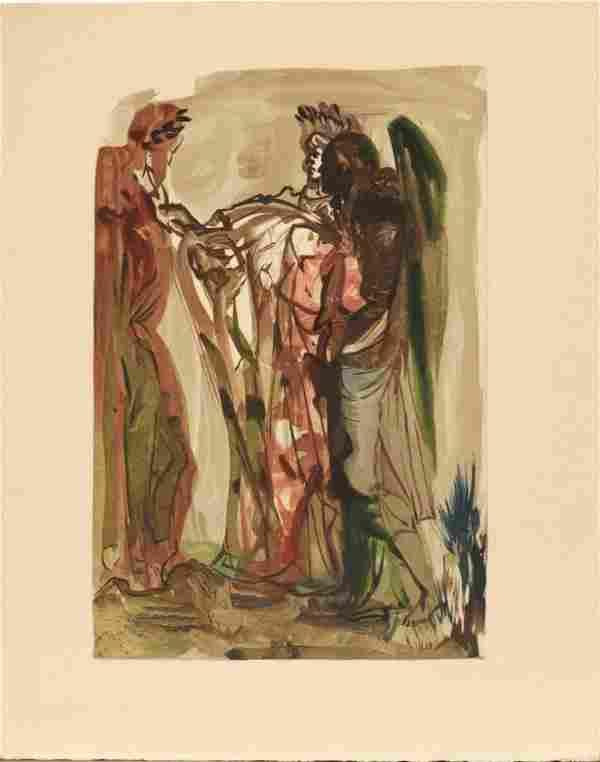 Salvador Dali - The Proud Ones