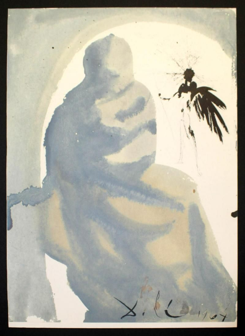 Salvador Dali - IV.7