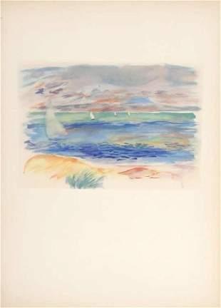 Pierre-Auguste Renoir - Marine