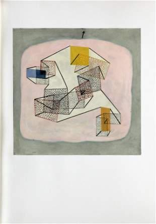 Paul Klee - Schwebendes (Vor Dem Anstieg)
