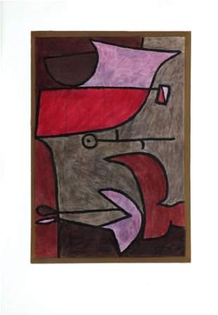 Paul Klee - Stilleben Am Schalttag