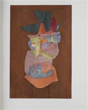 Paul Klee - Dame Daemon
