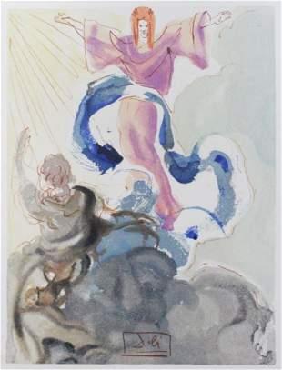 Salvador Dali - Piccarda Donati