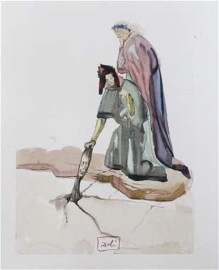 Salvador Dali - The Traitor of Montaperti