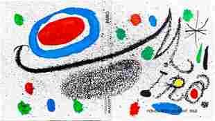 Joan Miro - For Foundation Maeght Saint Paul