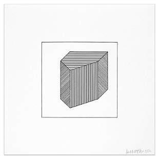 Sol LeWitt - Plate #40