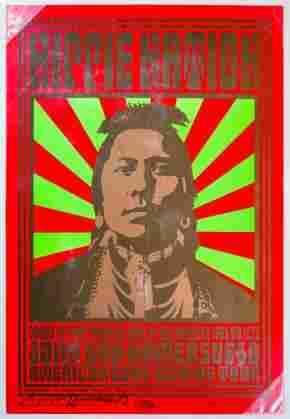 John Van Hamersveld - Hippie Nation