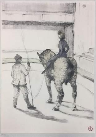 Henri Toulouse-Lautrec - Travail de Repetition du