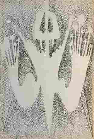 Wifredo Lam - Untitled I