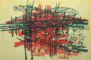 Wifredo Lam - Untitled II