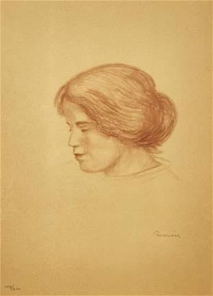 Pierre-Auguste Renoir - Gabrielle