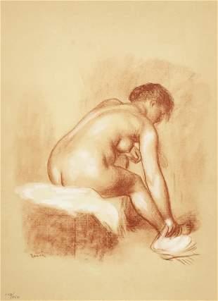Pierre-Auguste Renoir - Nu II