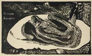 Paul Gauguin - Spirit of the Dead Watching